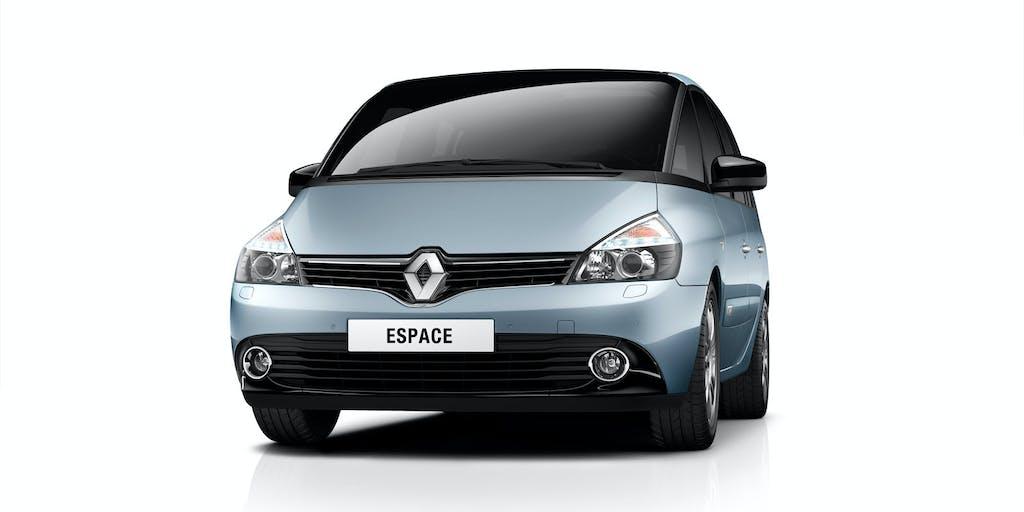Renault Espace, restyling leggero per il 2012