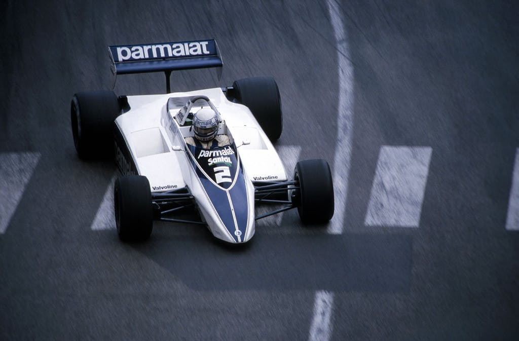 Monaco 1982: la roulette dice Patrese