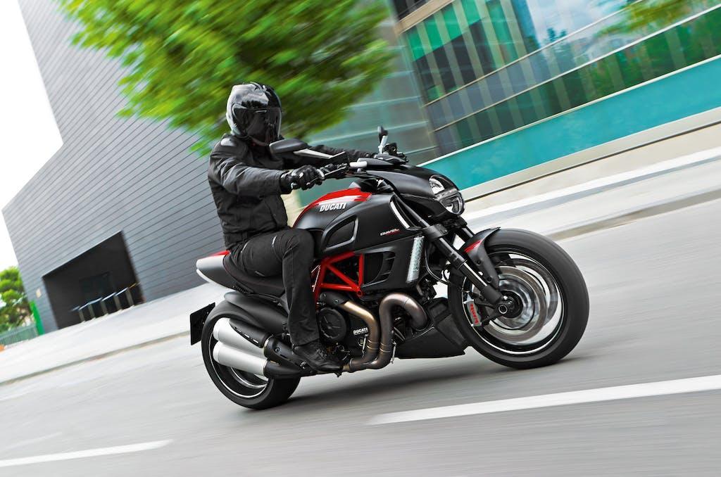 Ducati Tour 2012