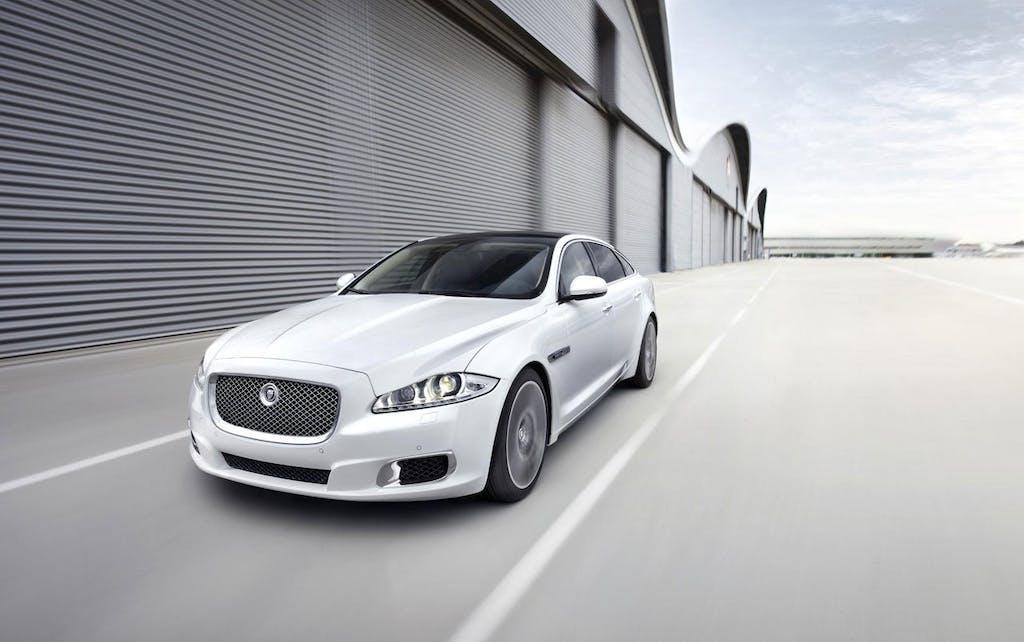 Jaguar, le novità al Salone di Pechino
