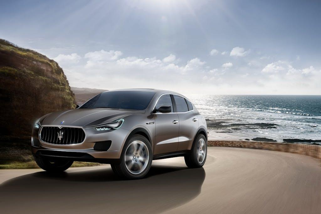 Maserati, ultima sfilata per la Kubang a Pechino