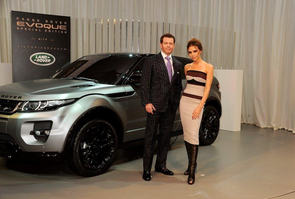 Range Rover Evoque, la Special Edition a Pechino