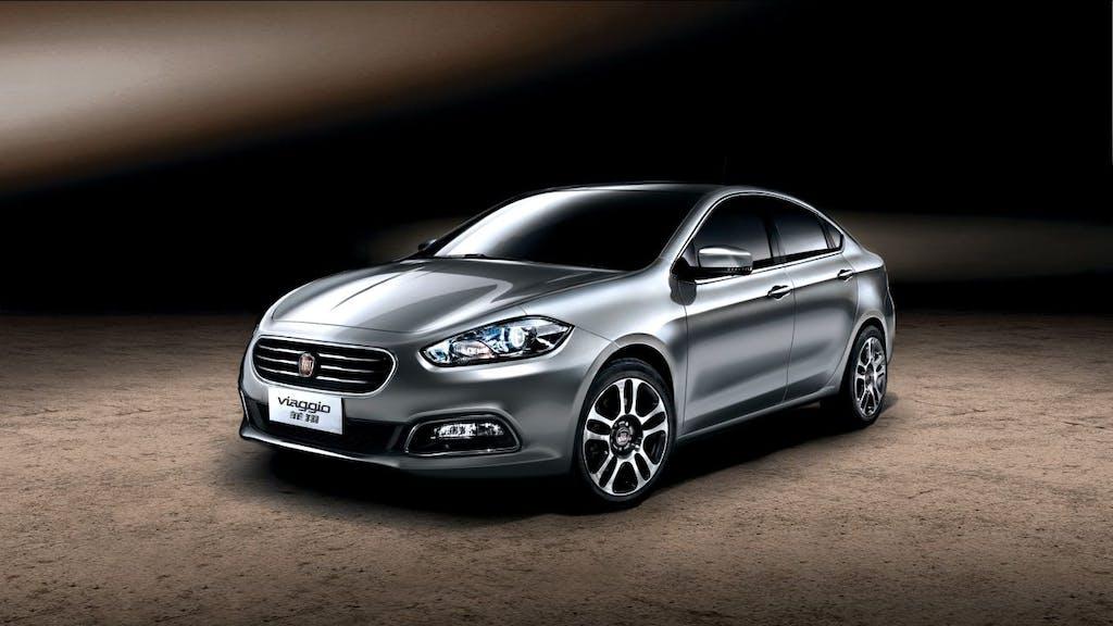 Fiat, le novità al Salone di Pechino