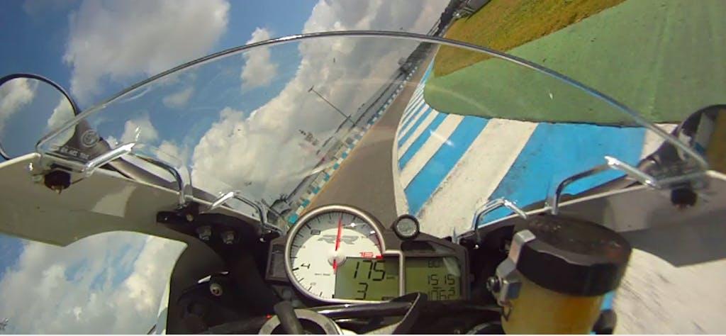 BMW S1000RR 2012 Jerez On Board