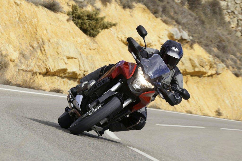 Honda Crosstourer Riding Tour