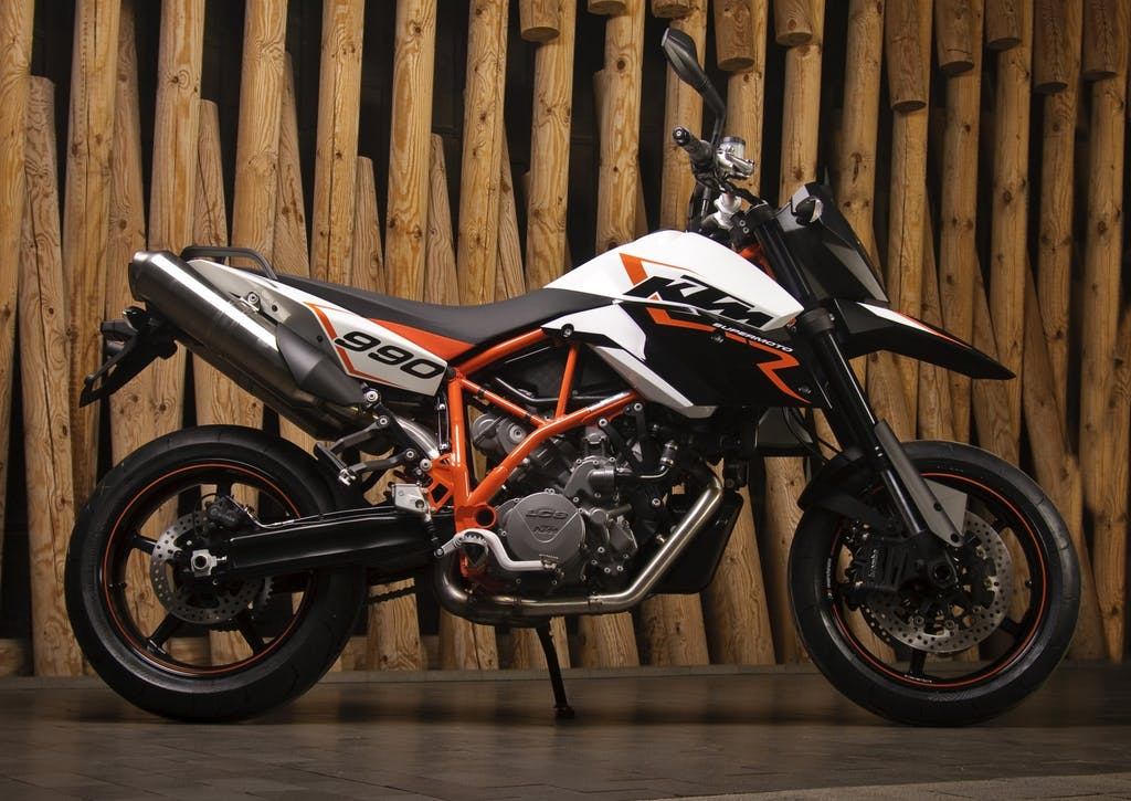 KTM 990 SM R  2012