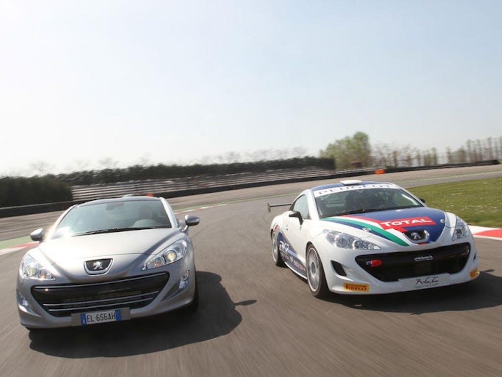 Peugeot RCZ Racing Cup Italia 2012