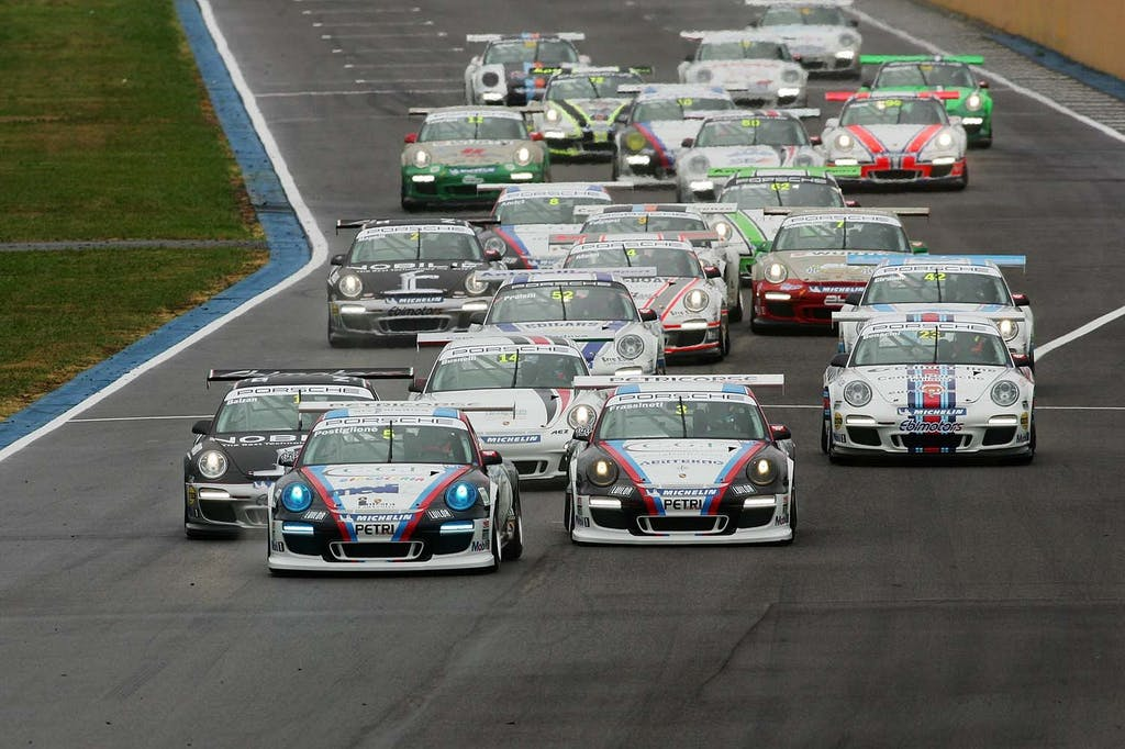 Misano: Porsche Shakedown 2012