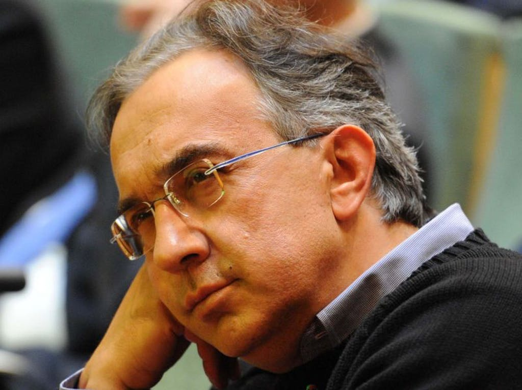 Volkswagen vs Marchionne