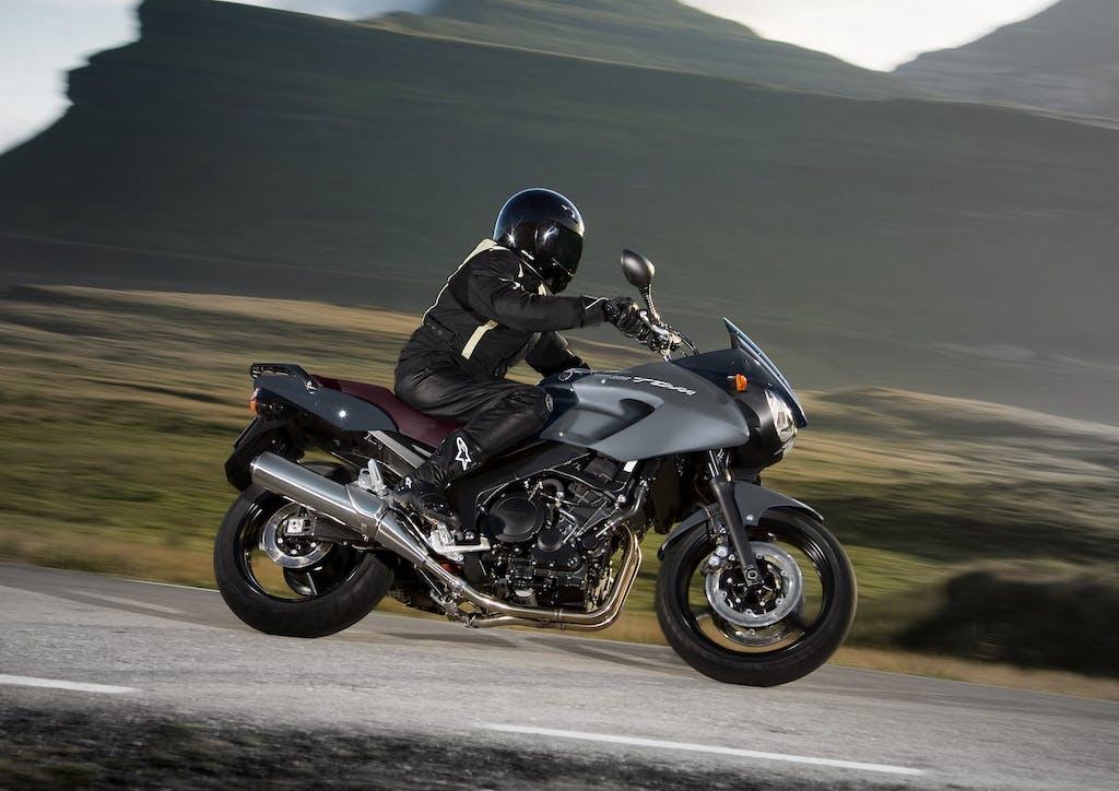 Prova Yamaha TDM 900 ABS