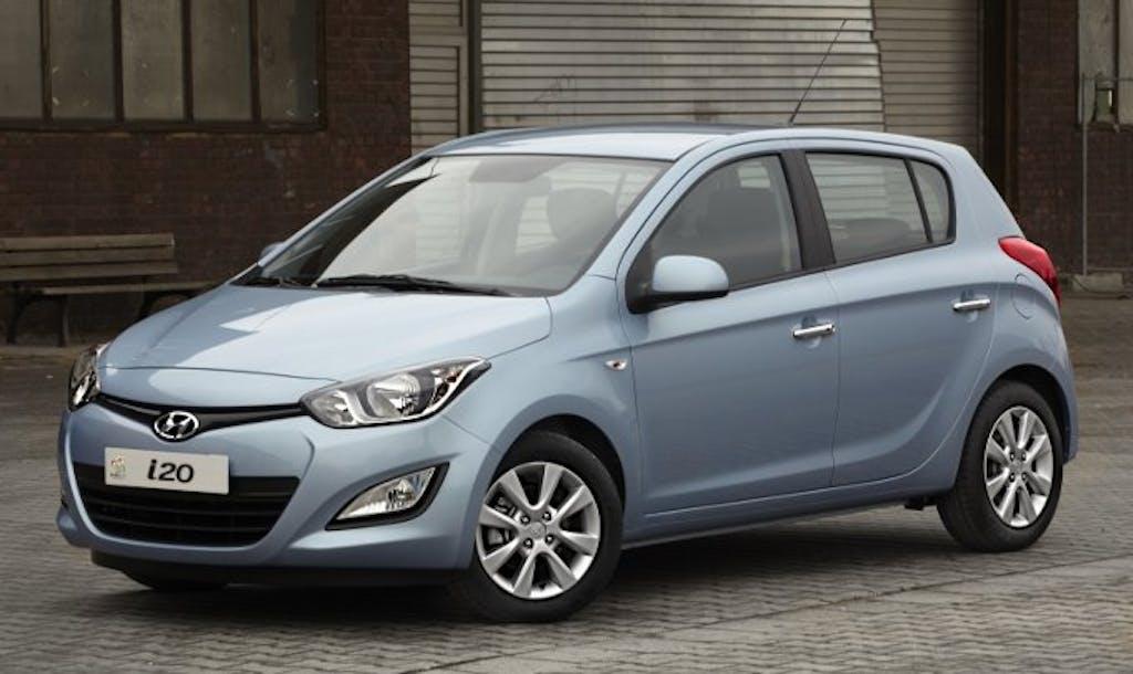 Hyundai i20 Ginevra 2012