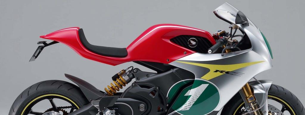 Honda RC-E