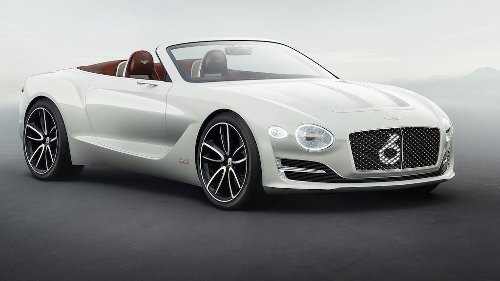 Bentley EXP 12 Speed 6e: una scossa al blasone