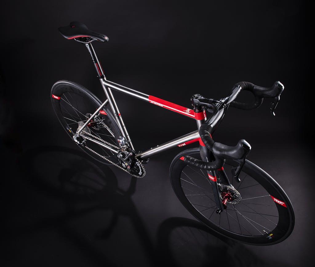 Le più belle bici da corsa in titanio