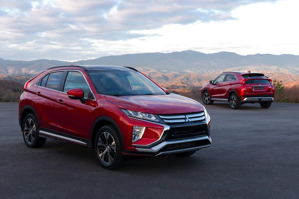 Mitsubishi Eclipse Cross: cambio di passo