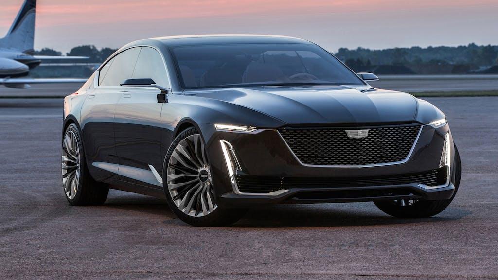 Cadillac Escala Concept: l'ammiraglia del futuro