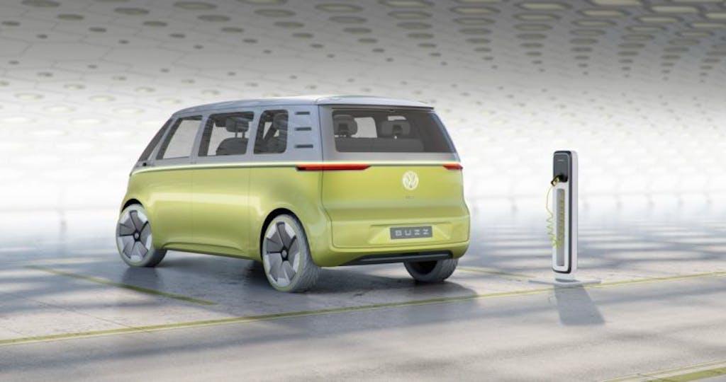 Volkswagen I.D. Buzz: il futuro è rétro