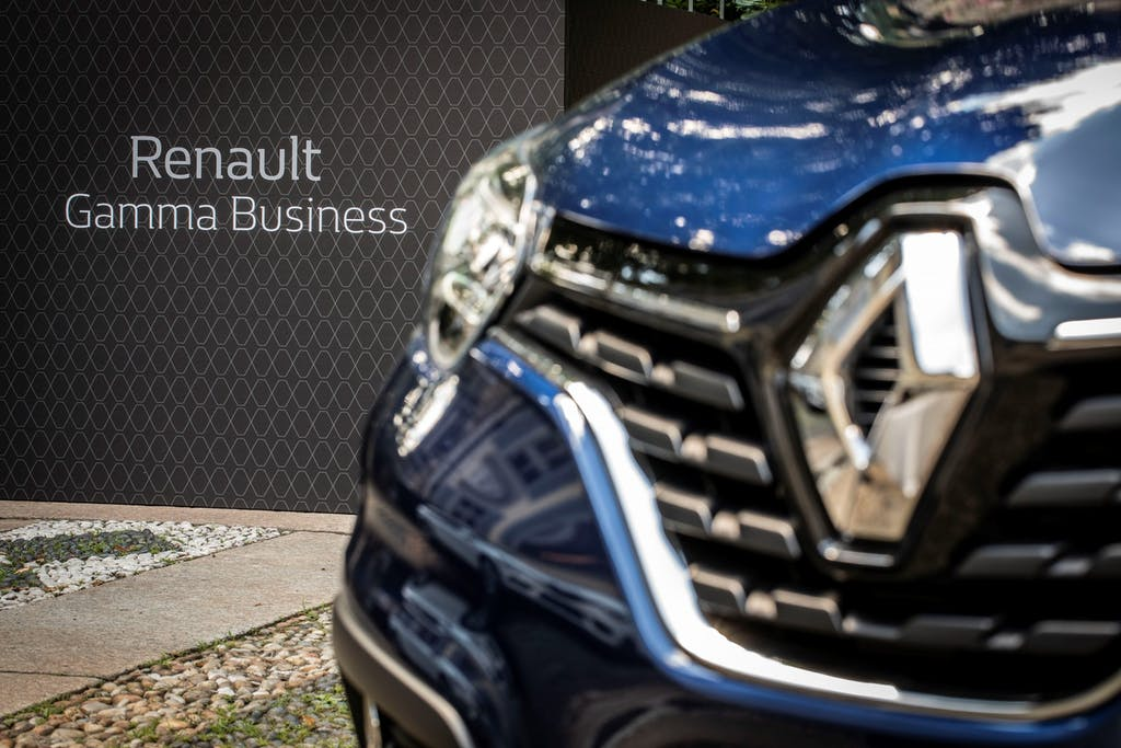 Renault presenta la gamma Business