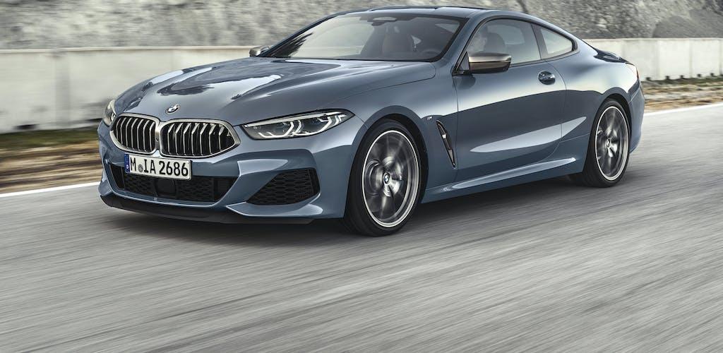 BMW Serie 8 Coupé, a volte ritornano