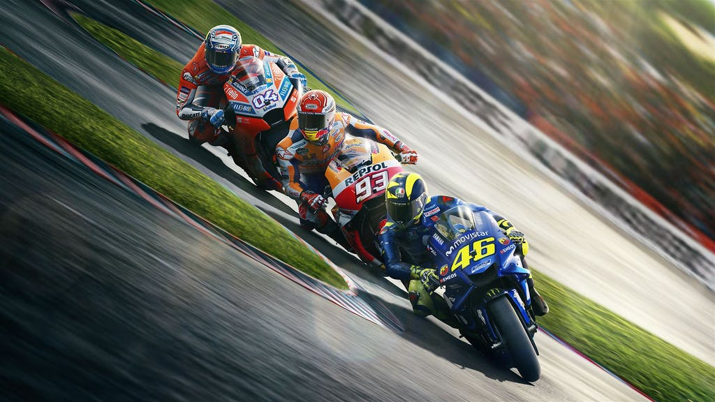 Prova MotoGP 18: Scatenate l'inferno!