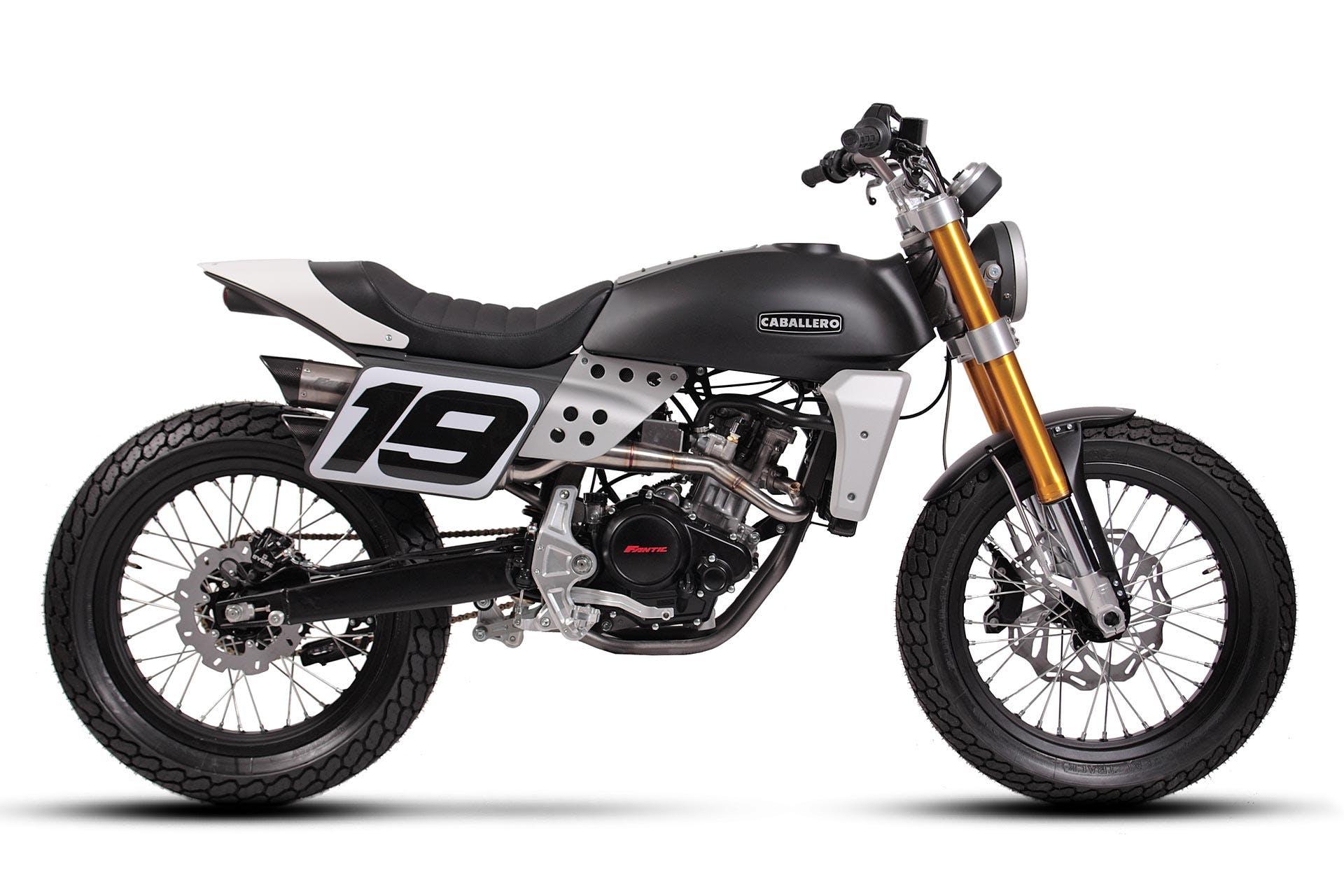 Fantic Caballero 125 Migliori moto 125