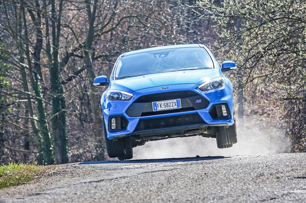 Ford Focus RS, rabbiosa per vocazione
