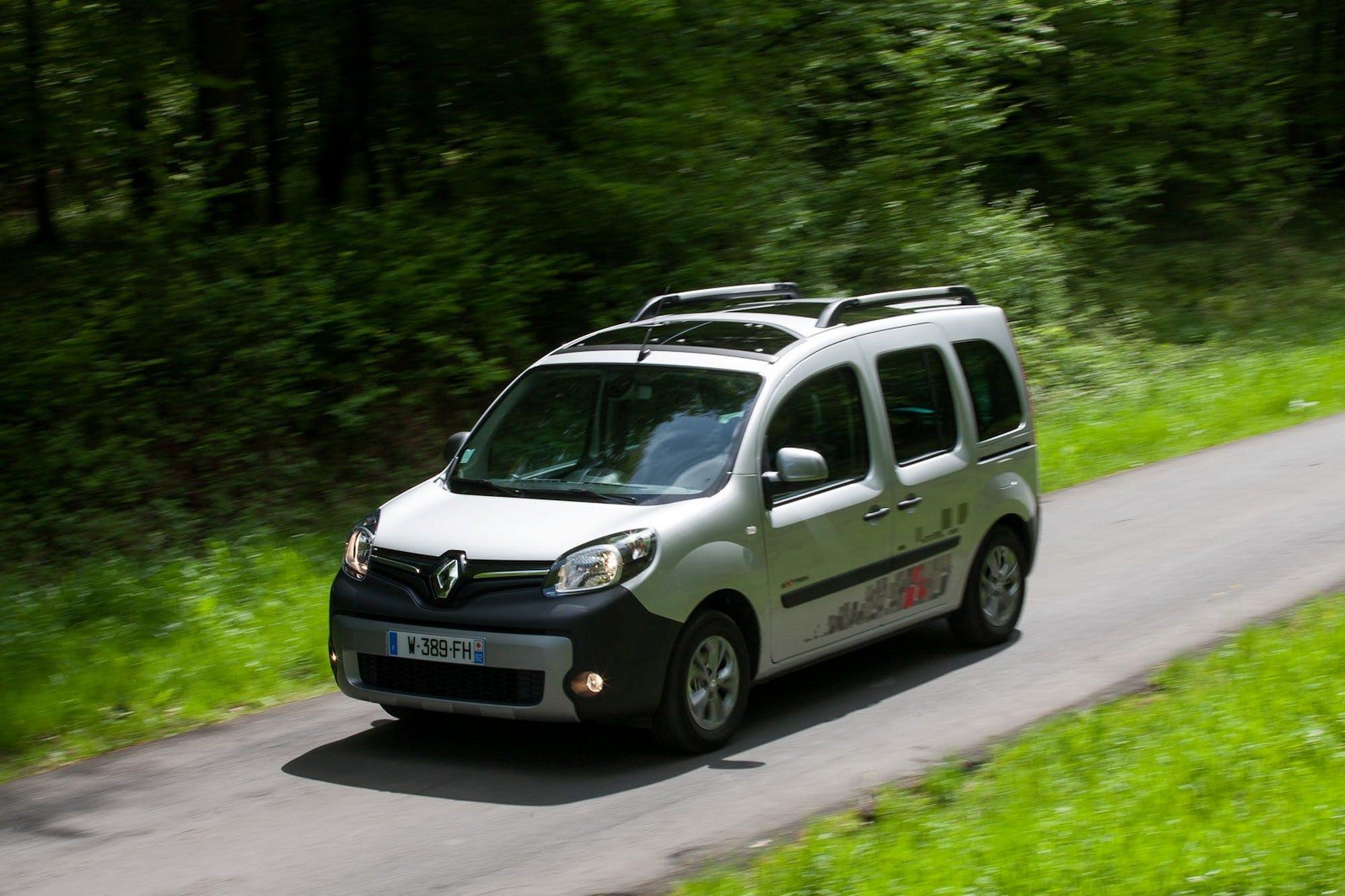 Renault Kangoo migliori auto per sportivi