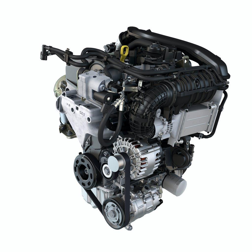Ibrido e metano: ecco i motori del futuro di VW