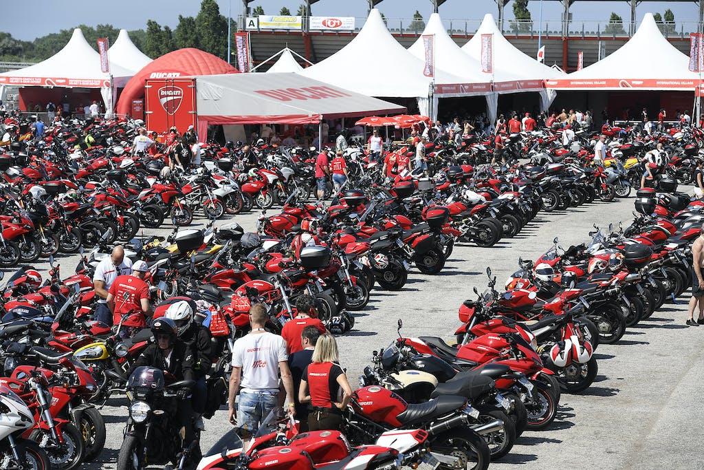 World Ducati Week, 20-21-22 luglio 2018. Info e biglietti
