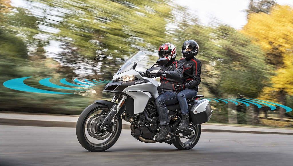 Ducati ARAS, presto le moto con il radar
