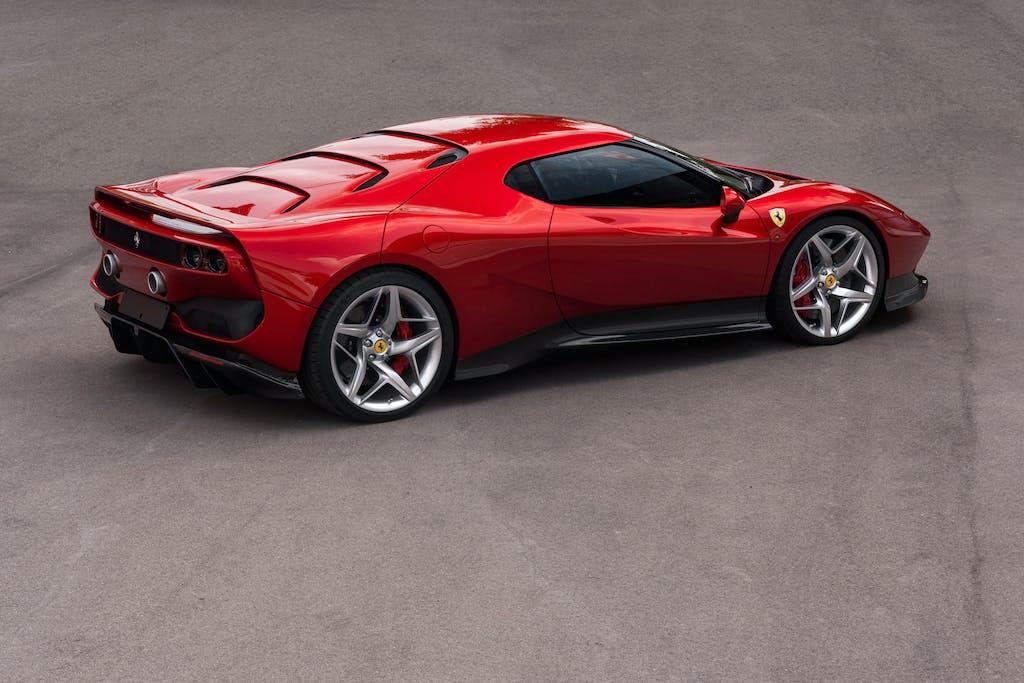 Ferrari SP38, la one-off su base 488 GTB