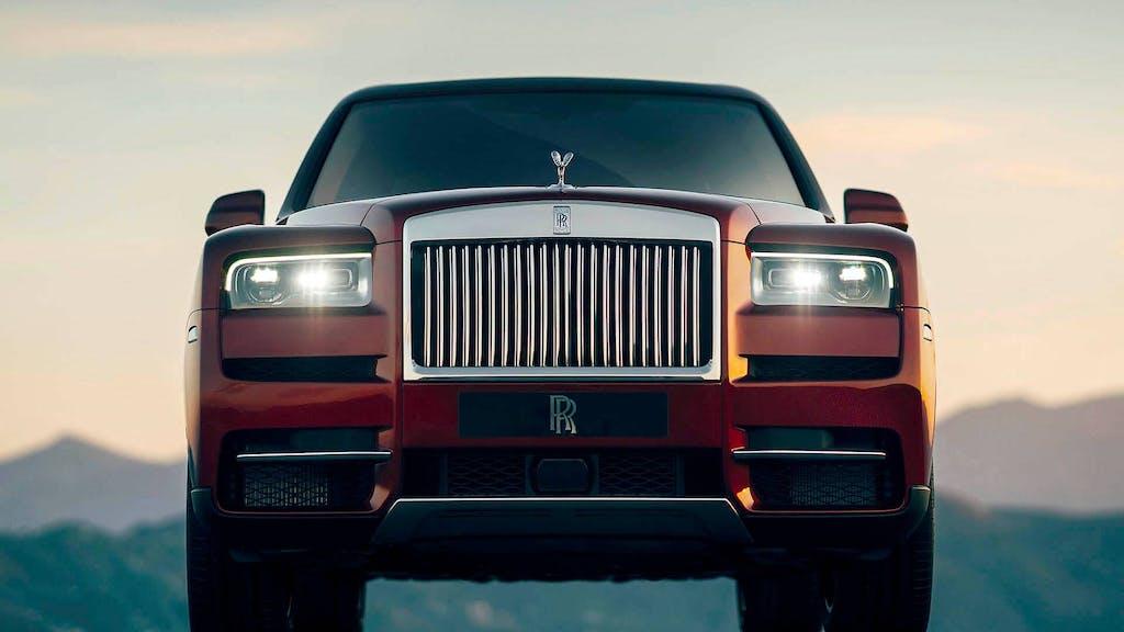 Rolls Royce Cullinan, il SUV più prezioso di sempre