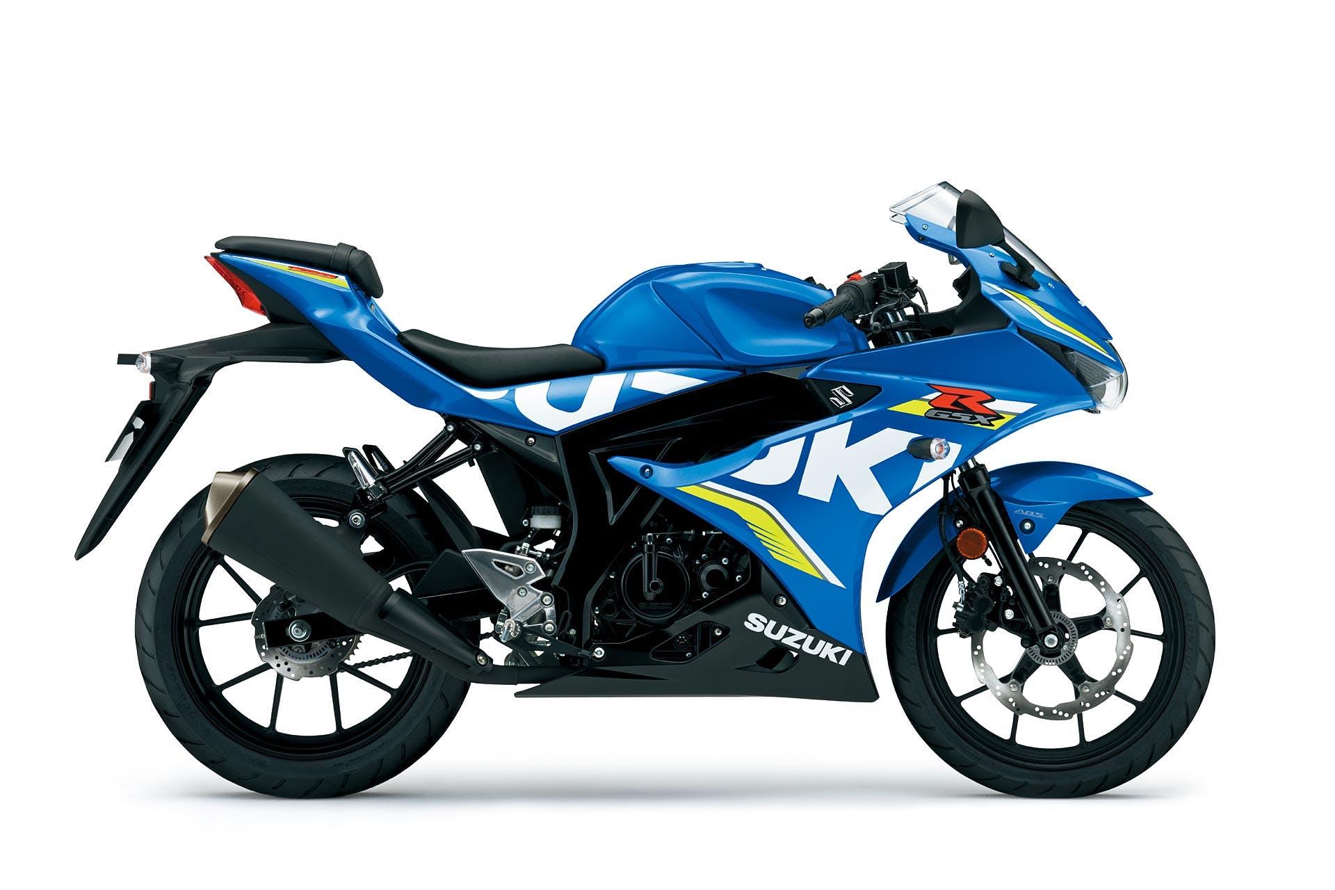 Suzuki GSX-R 125 Migliori moto 125