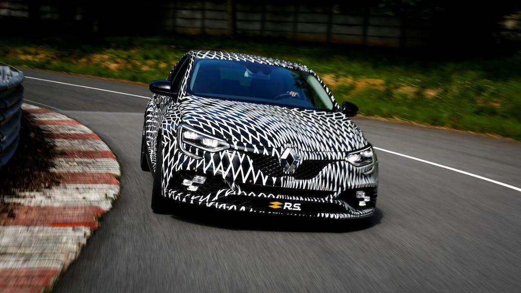 Renault Mégane RS 2017: 4WD e 4 ruote sterzanti