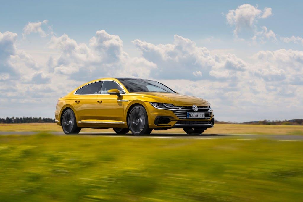 Prova Volkswagen Arteon