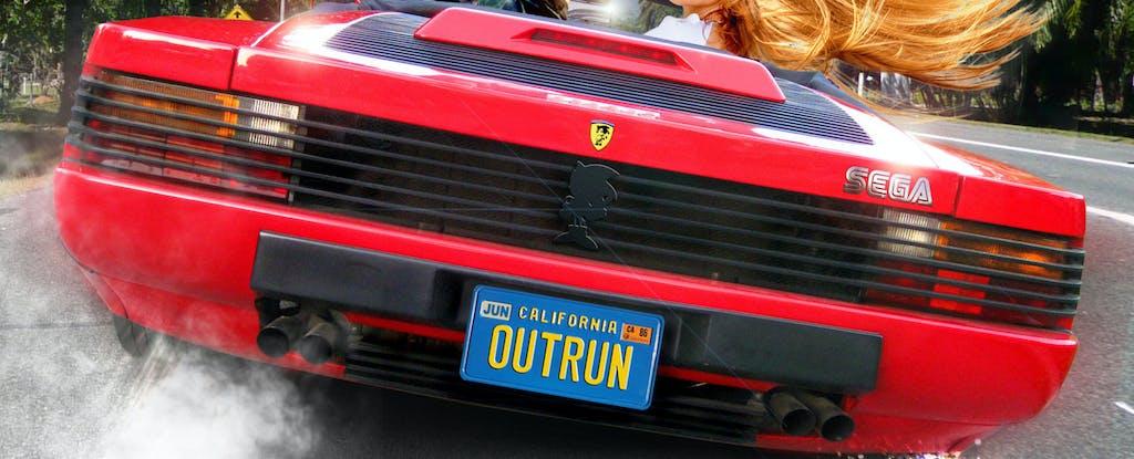 Out Run: la storia del gioco di guida più amato di sempre