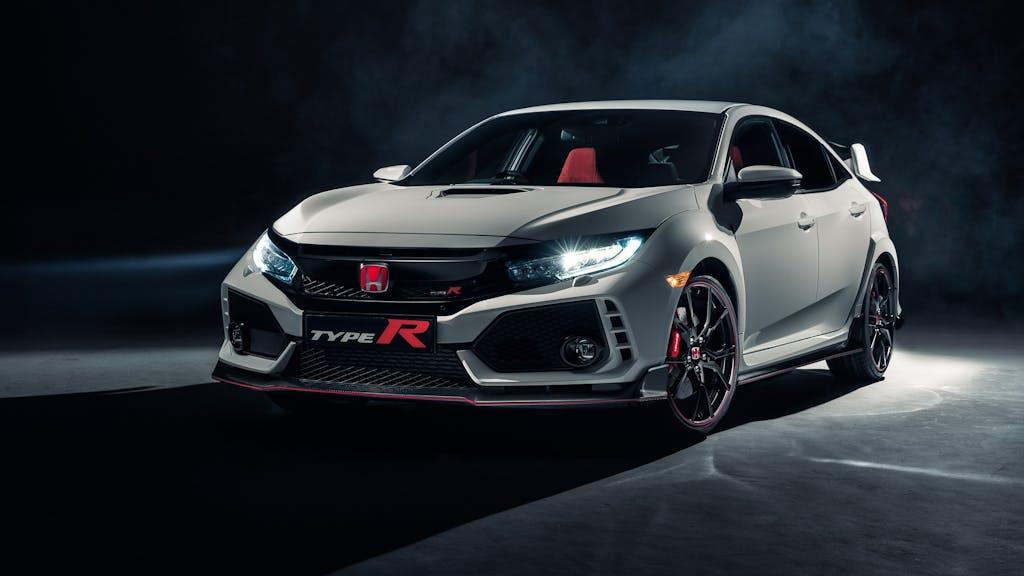 Honda Civic Type R 2017: avanti tutta