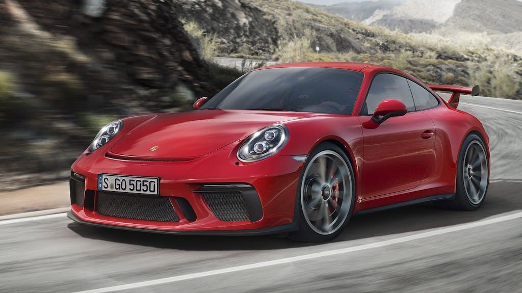 Porsche 911 GT3 MY17: tra pista e strada