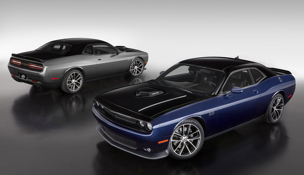 Dodge Challenger Mopar: va sul classico