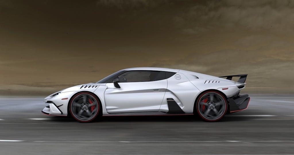 Italdesign Automobili Speciali: prima stoccata