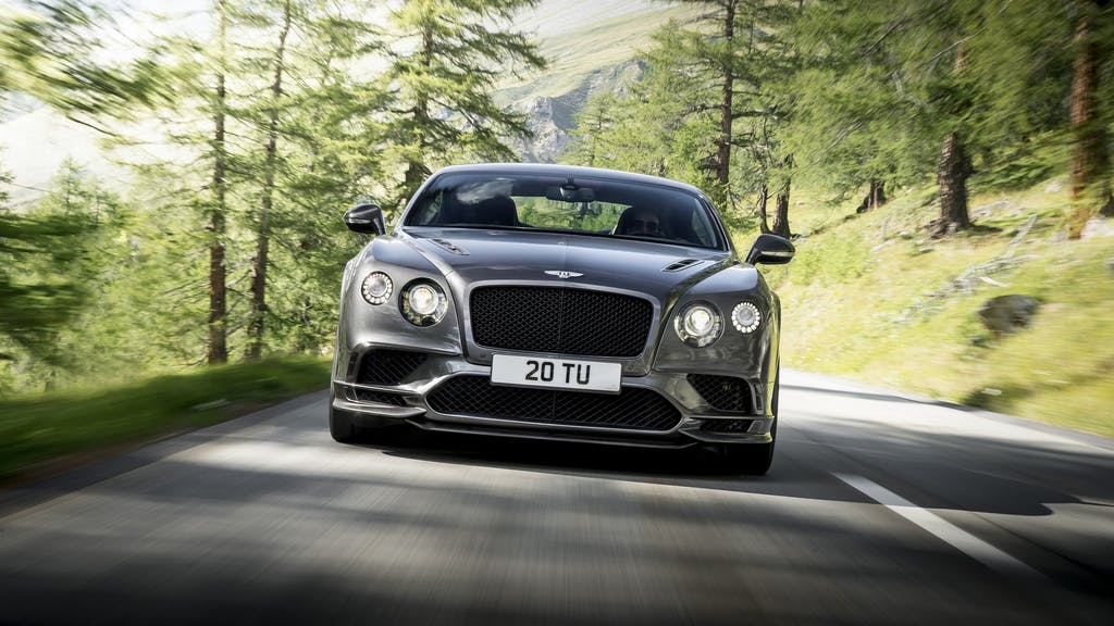 Bentley Continental GT/GTC Supersports: mai così potente