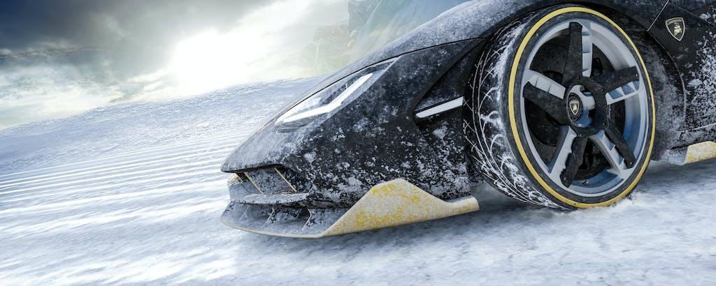 Forza Horizon 3: scatenate l'inverno con Blizzard Mountain