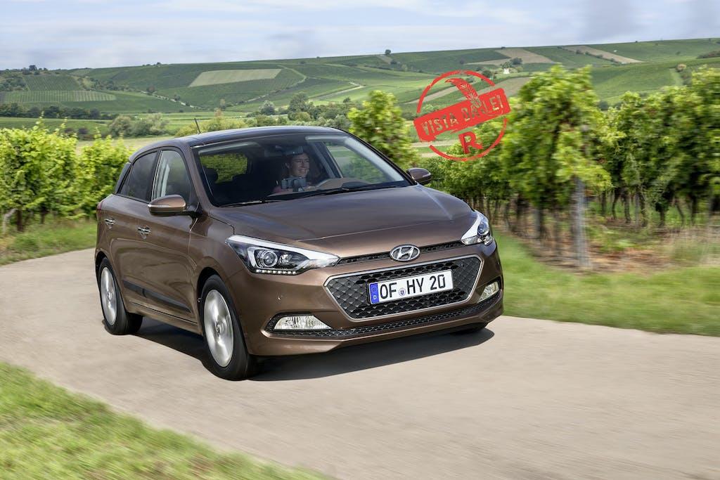 Hyundai i20 Go! Plus