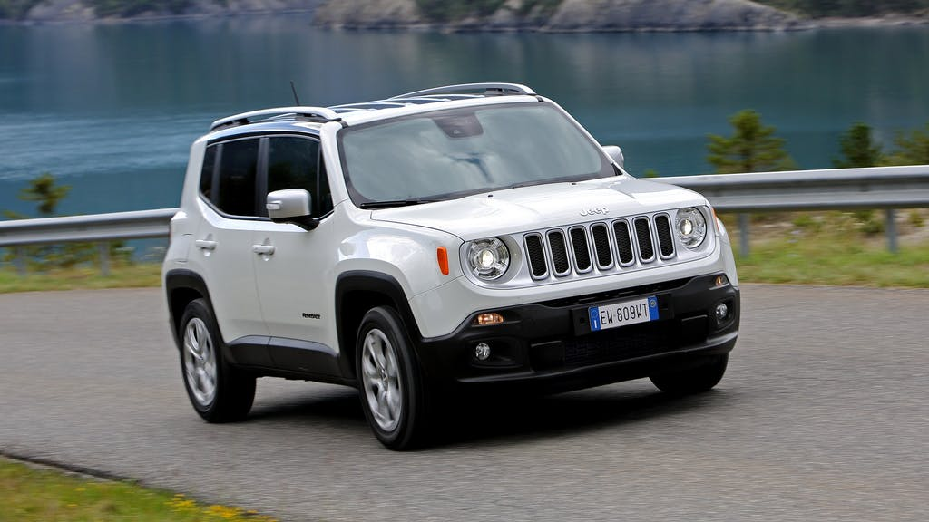 Jeep Renegade: ora è accessibile ai neopatentati