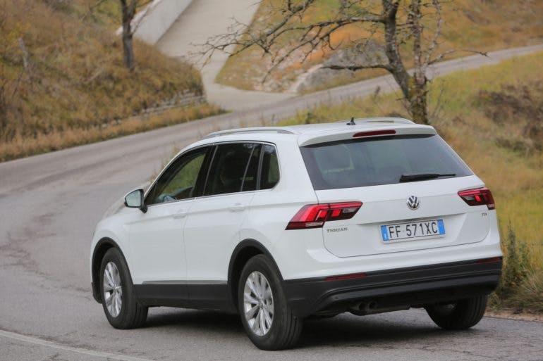 Volkswagen Tiguan 1.6 TdI