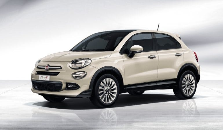 Migliori auto per neopatentati Fiat 500 X