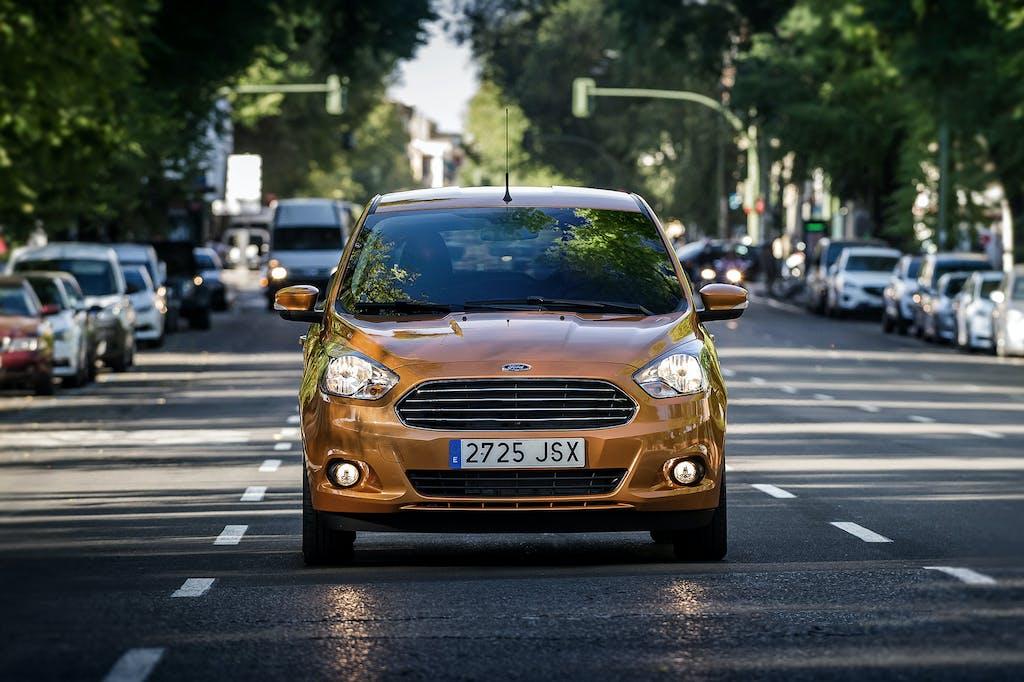 Nuova Ford KA+ Ultimate