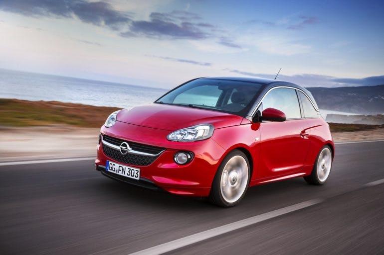 Opel Adam rossa
