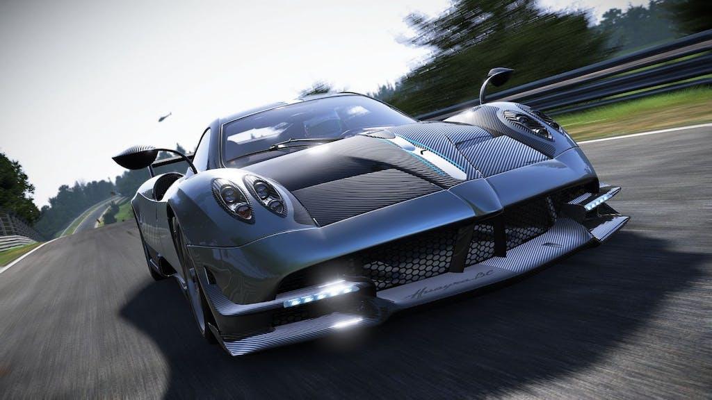 Pagani entra nella VR con Project CARS