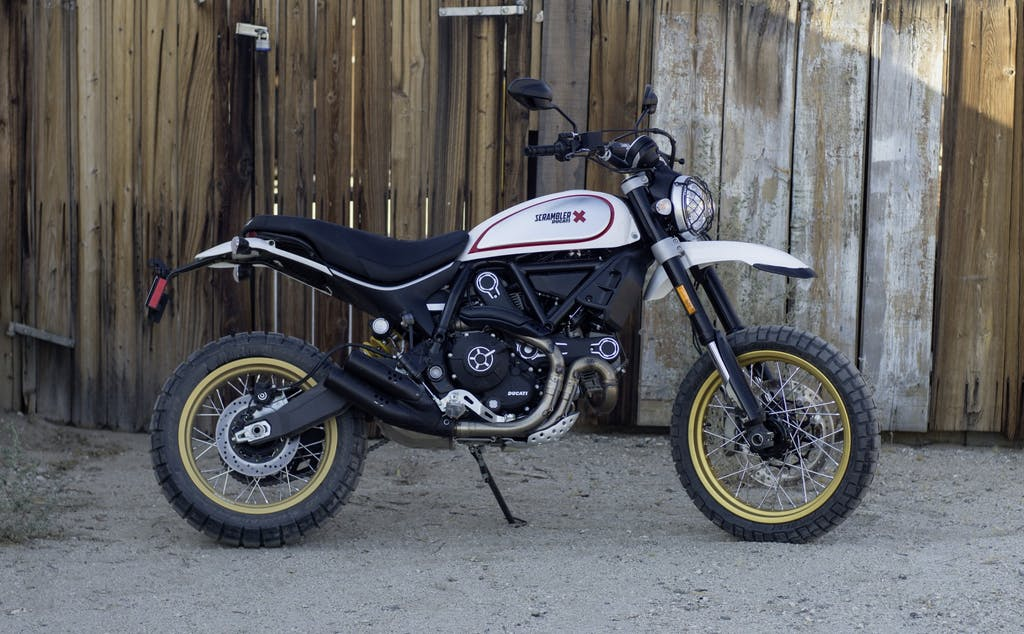 Ducati Scrambler Cafè Racer e Desert Sled